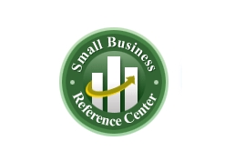 landing page Small Business Reference Center